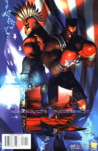 Killer Instinct Comic Book